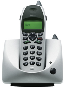 Olympia Cordless VoIP/DECT Dualphone